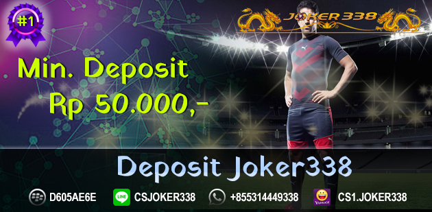 Deposit Joker3382